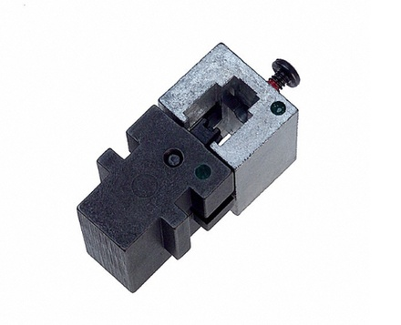 Обжимная матрица для 8-ми контактных модульных вилок MP-88_, чёрная точка