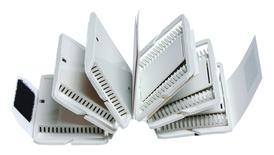 Кассета Splice Wallet® на клейком основании до 3 поддонов для сплайсов