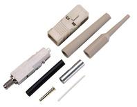Бесклеевой соединитель LightCrimp Plus SC Simplex, Тип волокна: OM3/OM4