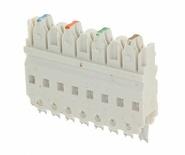 Соединительный блок 110XC, Количество пар: 4