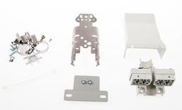 Фиксатор кабеля для шкафа FIST™ GR2/3 для 2 OSP кабелей с центральным силовым элементом для монтажа в боковом кабельном канале