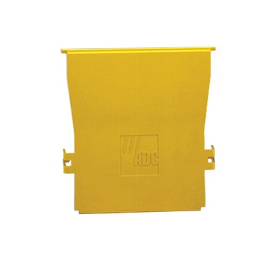 """FGS-SDSP-F:COVER 4""""X12"""" DOWNSPOUT"""